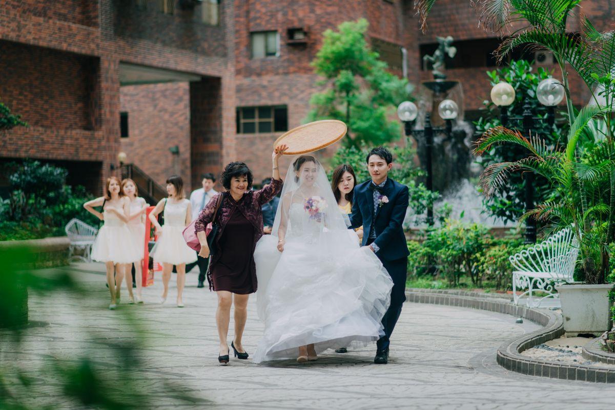 迎娶儀式 ∥ 大家庭的大日子