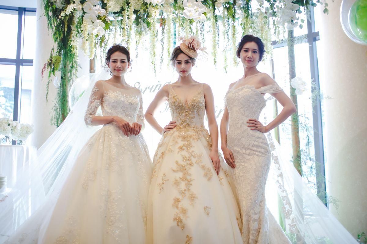 品牌活動 ∥ 2018古堡婚紗秀
