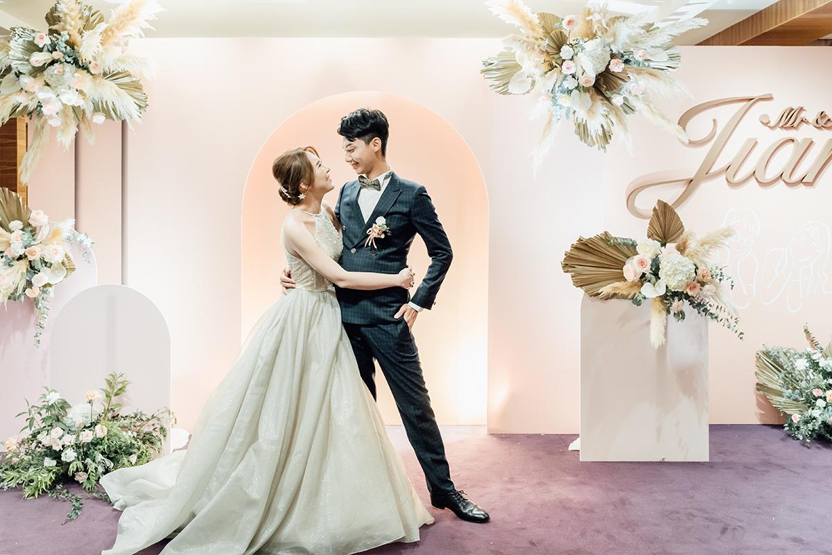 國賓飯店 戶外證婚&午宴 ∥ Fong + Elaine
