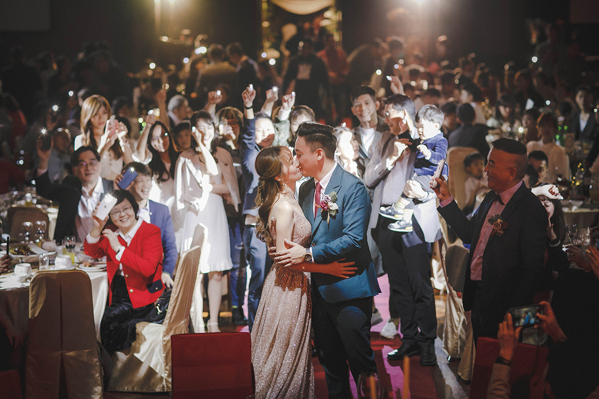 國賓飯店證婚晚宴 ∥ YiLi + YiTing