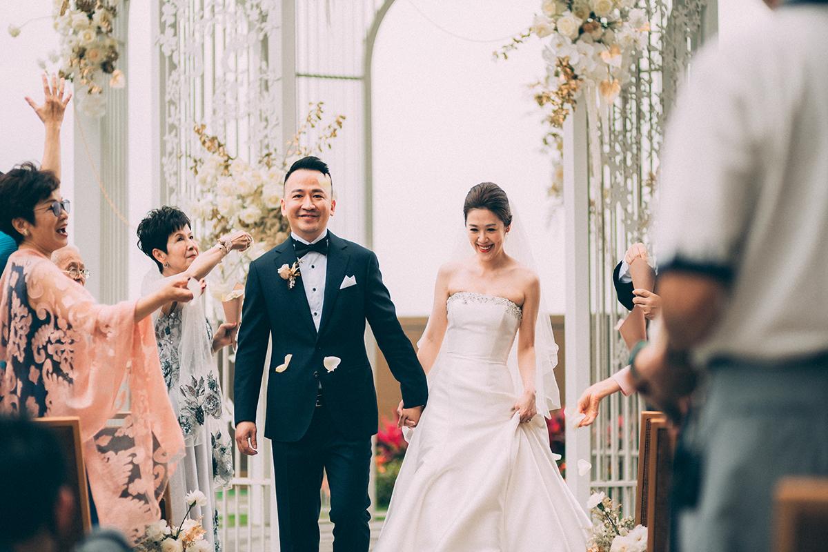 高雄萬豪酒店證婚 ∥ Eunice+Kenneth