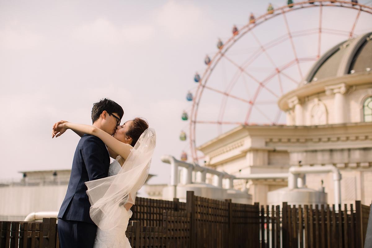 義大皇家酒店 ∥ Hung + Ming